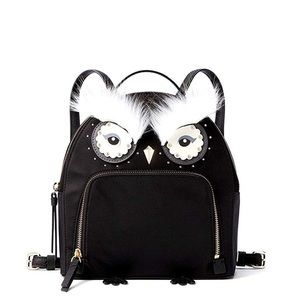 kate spade-Star Bright Owl Tomi Backpack